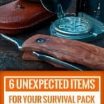 6 unexpected items for your survival pack6 unexpected items for your survival pack6 unexpected items for your survival pack