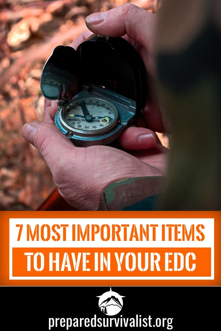 7 Most Important Items To Have In your EDC