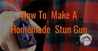 How To Make A Homemade Stun Gun