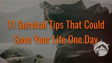 11 Survival Tips That Could Save Your Life One Day