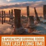 9 Apocalypse Survival Foods That Last a Long Time