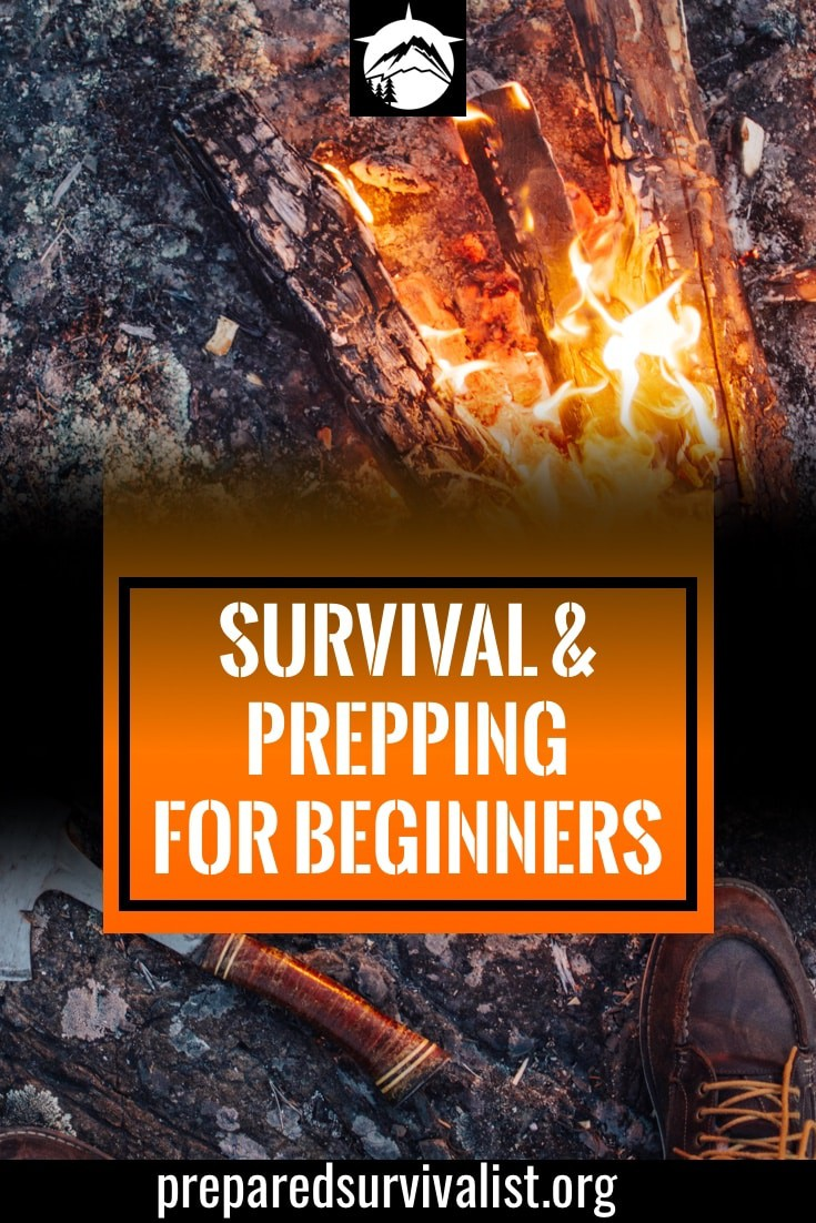survival prepping for beginners