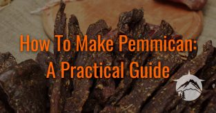 How To Make Pemmican