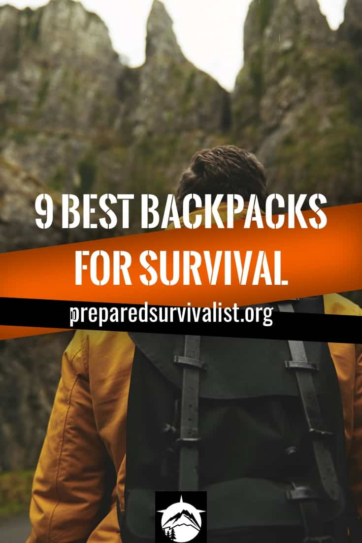 9 Best Backpacks For Survival