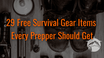 29 Free Survival Gear Items Every Prepper Should Get